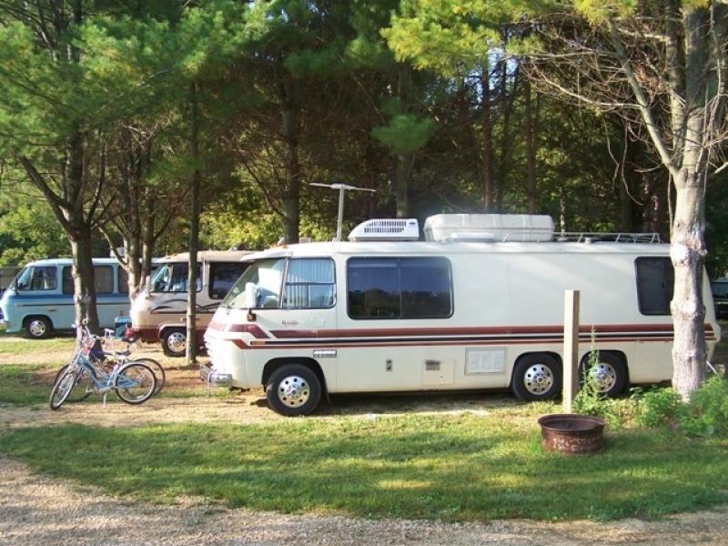 Memononie Campground Photos - Menomonie Bike, Camp & Canoe ...